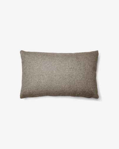 Kam cushion cover 30 x 50 cm chrono brown