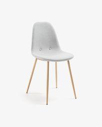 Light grey Yaren chair
