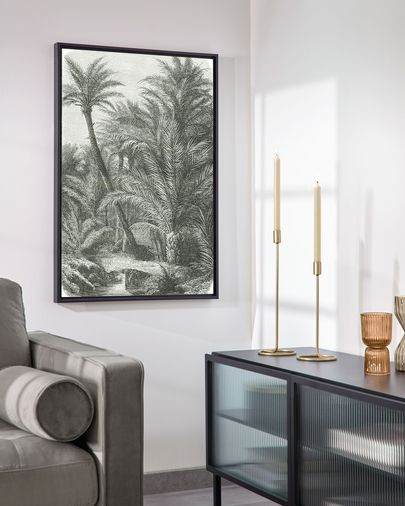 Bamidele palm picture 60 x 90 cm