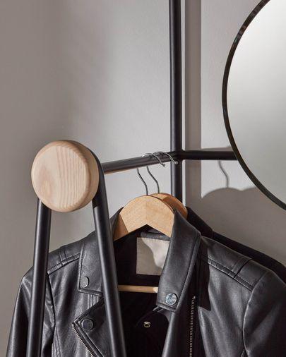 Coat rack Angelo 76 x 191 cm