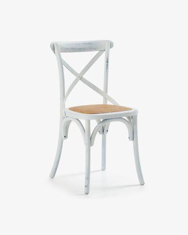 Chaise Alsie blanc