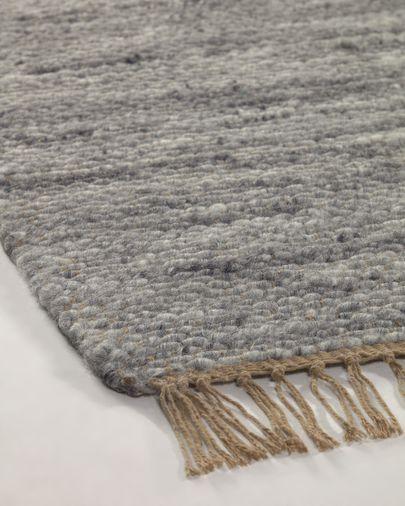 Tappeto Paolina 160 x 230 cm grigio