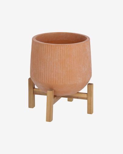 Vaso Denpasar de terracota de Ø 25 cm