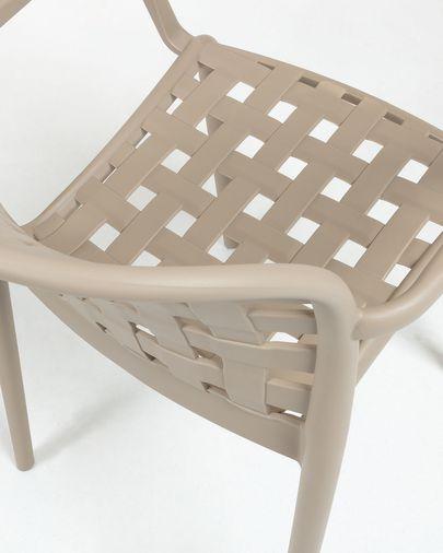 Cadira Isa beix