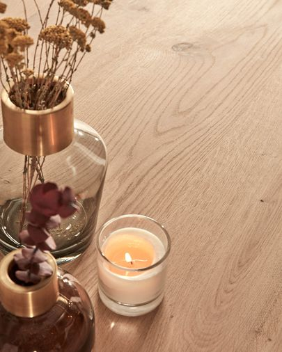 Bleached Amethyst table 160 x 90 cm