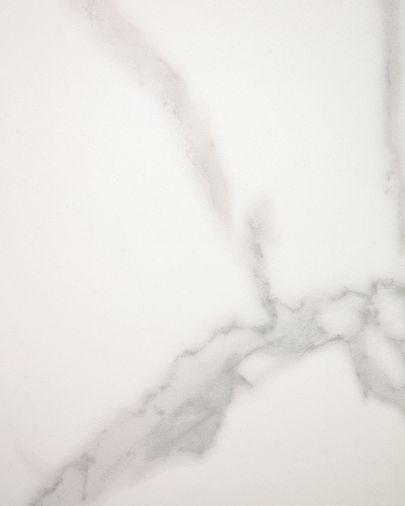 Bijzettafel Rewena Kalos Blanco 45 x 30 cm