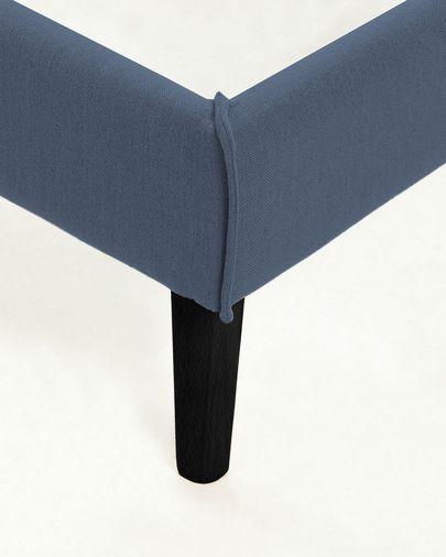 Bett Venla 160 x 200 cm, blau