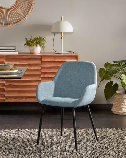 Light blue Konna chair