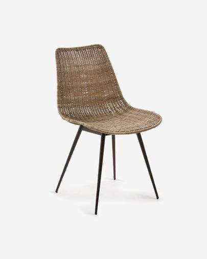 Rattan Equal chair