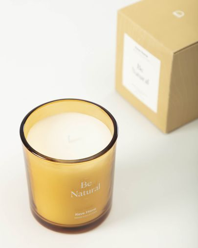Aromatic candle Be Natural