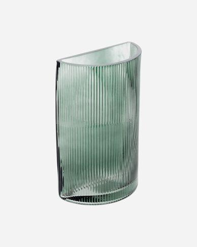 Green Zila vase