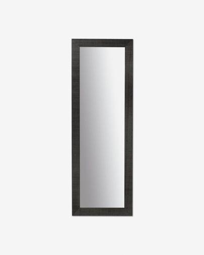 Mirall Seven 52 x 152 cm negre