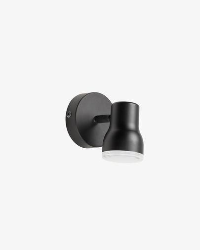 Tehila black wall lamp