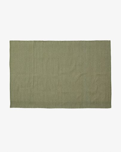 Atmosphere rug 130 x 190 cm green