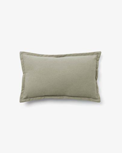 Fodera per cuscino Lisette 30 x 50 cm beige