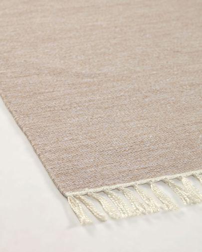 Elbia PET brown rug 160 x 230 cm
