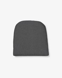 Sania grey cushion