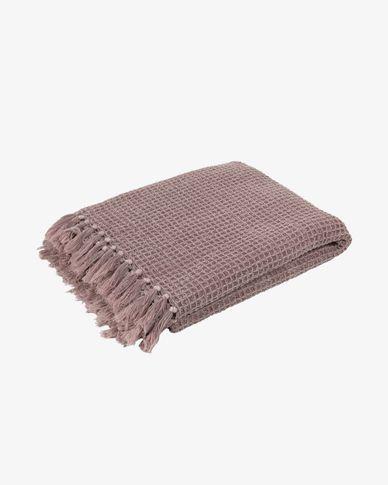 Shallow pink blanket 130 x 70 cm