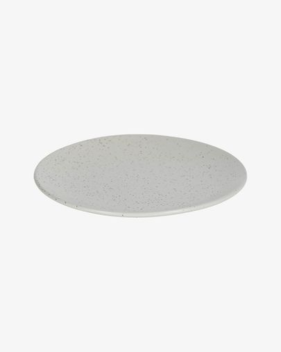 Aratani grey flat plate