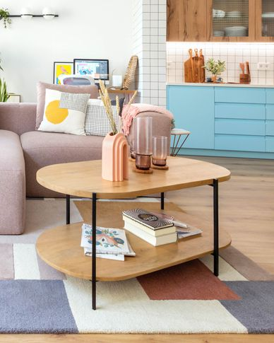 Palmia coffee table 110 x 55 cm