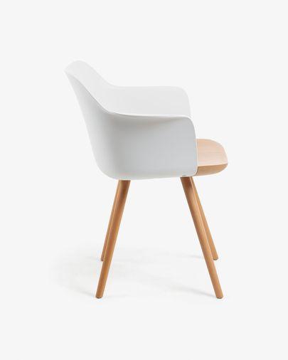 Cadira Bjorg blanc