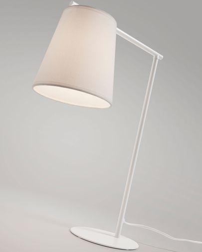 Lámpara de mesa Welling blanco