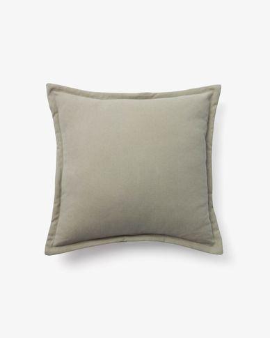 Lisette cushion cover 45 x 45 cm in beige