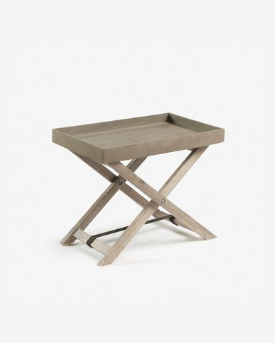 Table pliante Merida 55 x 35 cm