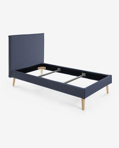 Dyla Bettbezug 160 x 200 cm, blau