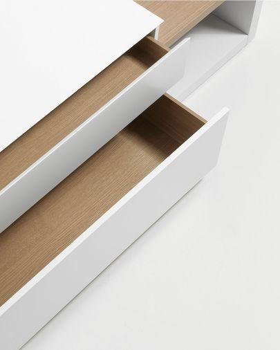 Moble TV DE 170 x 52 cm blanc
