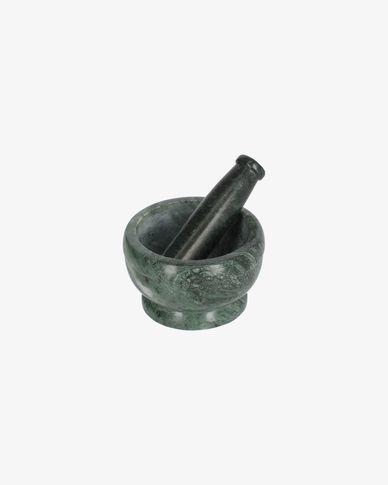 Mortier Cindea en marbre vert