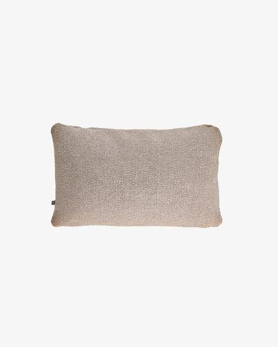 Housse de coussin Noa 30 x 50 cm beige