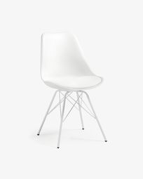 Ralf chair white