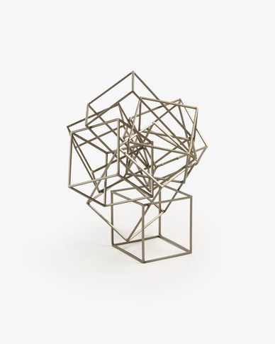 Shape geometric figurine cubes
