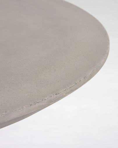 Itai tafel cement Ø 120 cm