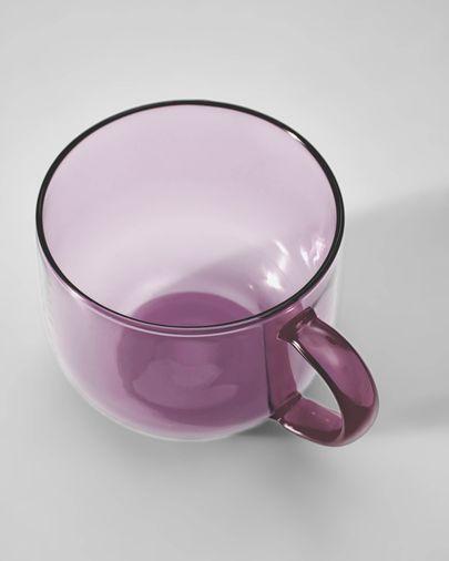 Alahi pink coffee cup