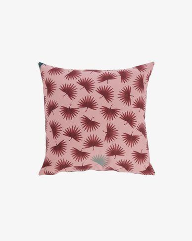 Capa almofada Berharnu 45 x 45 cm cor-de-rosa