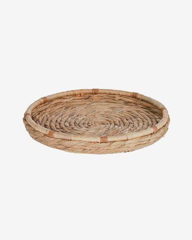 Safata per servir gran Colomba fibres naturals