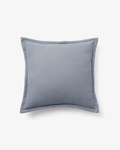 Kussensloop Lisette 45 x 45 cm blauw
