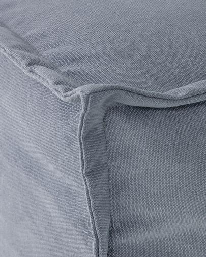 Sofá cama Lyanna 140 cm azul