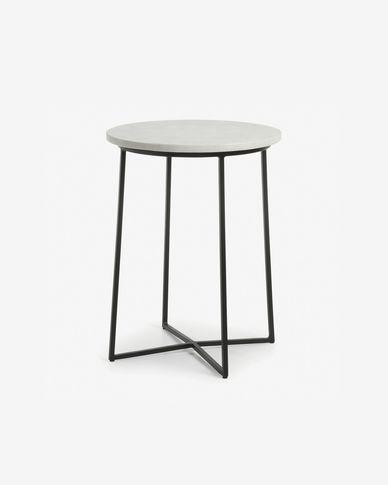 Tavolino Bryson B Ø 41 cm