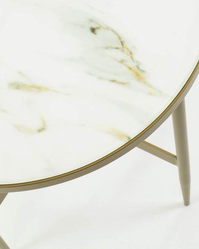 Zijtafel Elisenda Ø 50 cm
