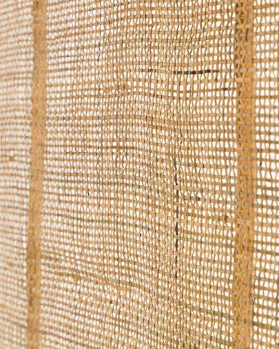 Hoofdbord Lalita 170 x 120  cm met een naturel afwerking