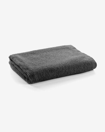 Asciugamano Miekki grande grigio scuro