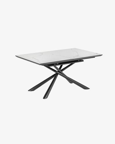 Theone extendable table 160 (210) x 90 cm porcelain