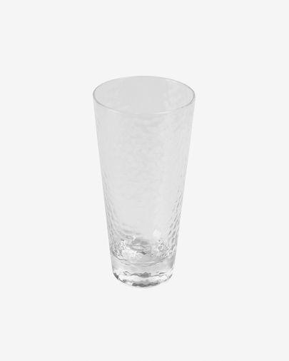Vaso grande Dinna vidrio transparente