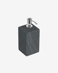 Aixa marble soap dispenser