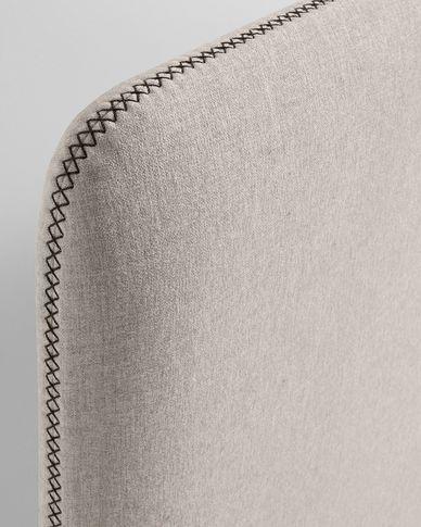 Dyla Kopfteilbezug 178 x 76 cm, beige
