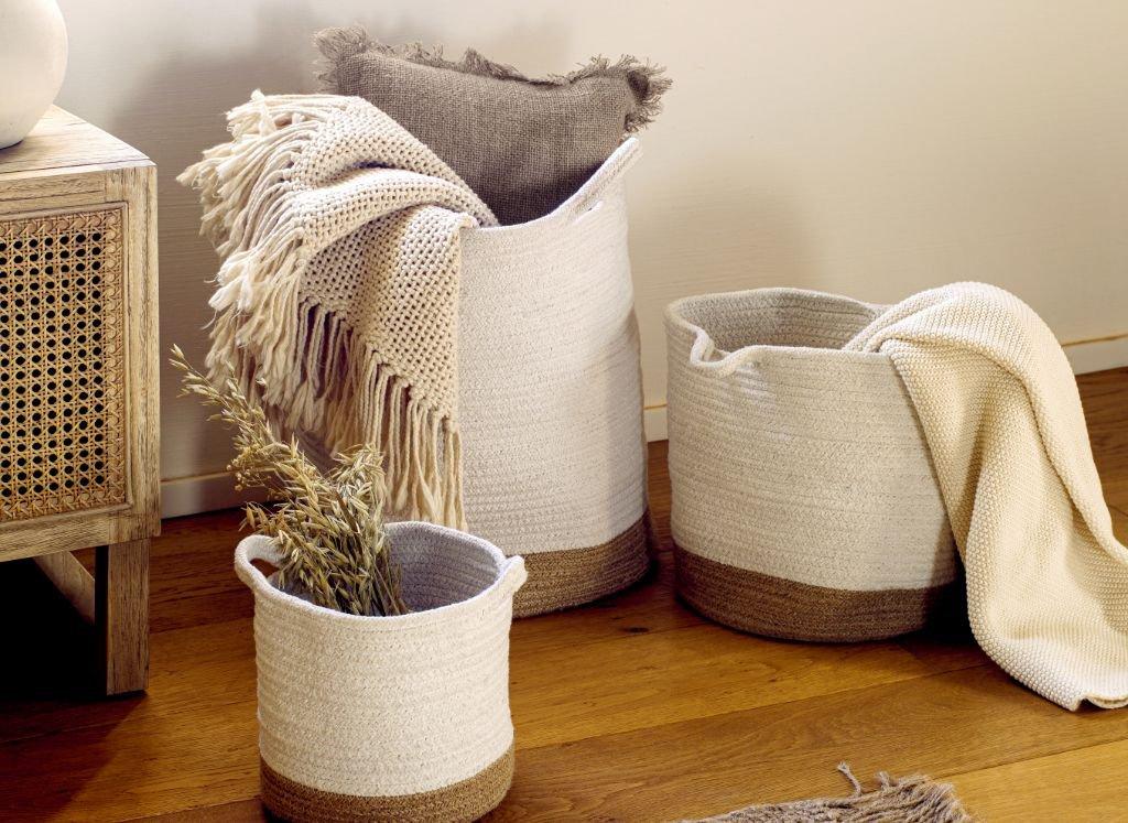cestas-algodon-almacenamiento-extra