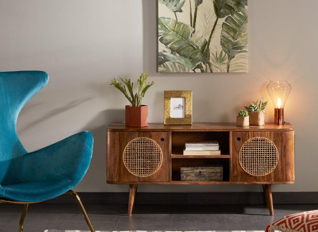 decoracion-vintage-aparador